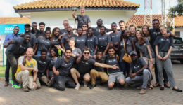 Volunteering abroad with Challenges Worldwide