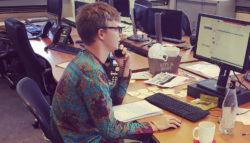 Alastair Duncan gains international business experience