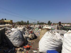 collectors-at-landfill