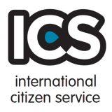 ICS portrait logo - CW
