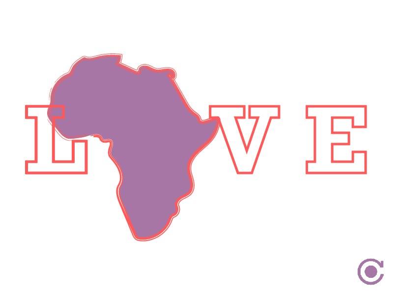 Africa Valentine's Day