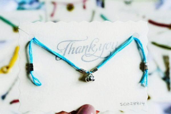 Fundraising blog – Tanmeet is Selling Handmade Bracelets
