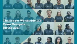 ICS Volunteers Kampala Uganda