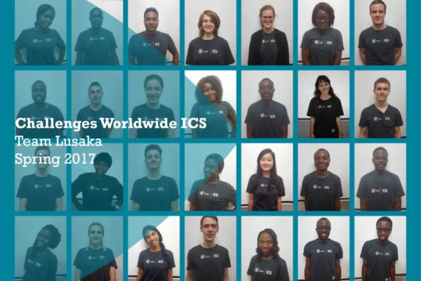 Volunteer profiles Lusaka Spring 2017 2