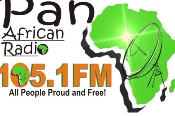 Pan Affrican Radio logo 2