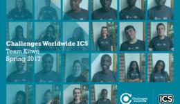 Volunteer profiles Kitwe Spring 2017