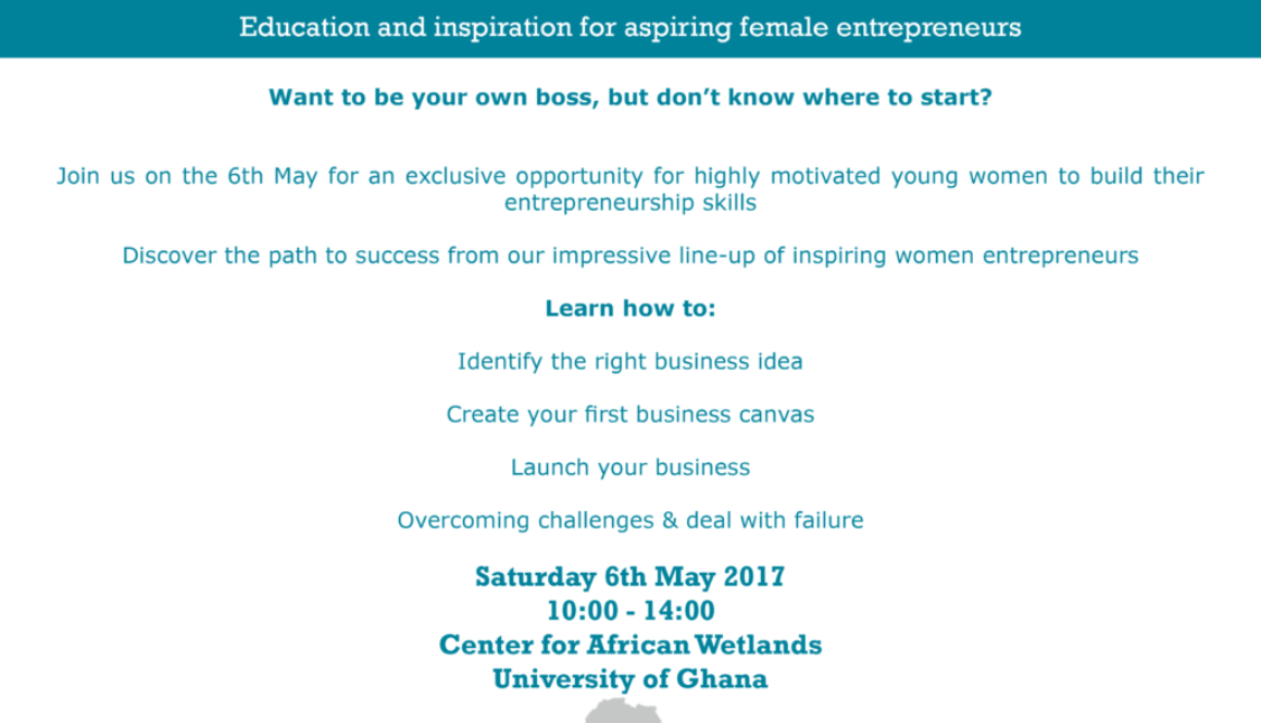 WomENtrepreneur GH