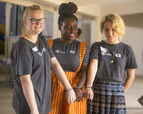 Challenges Worldwide ICS Kumasi Academy Workshop
