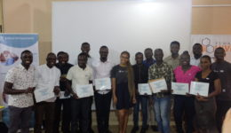 Business Breakfast Seminar in Kumasi