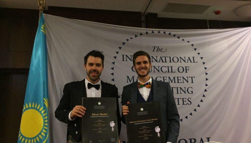 CMI award