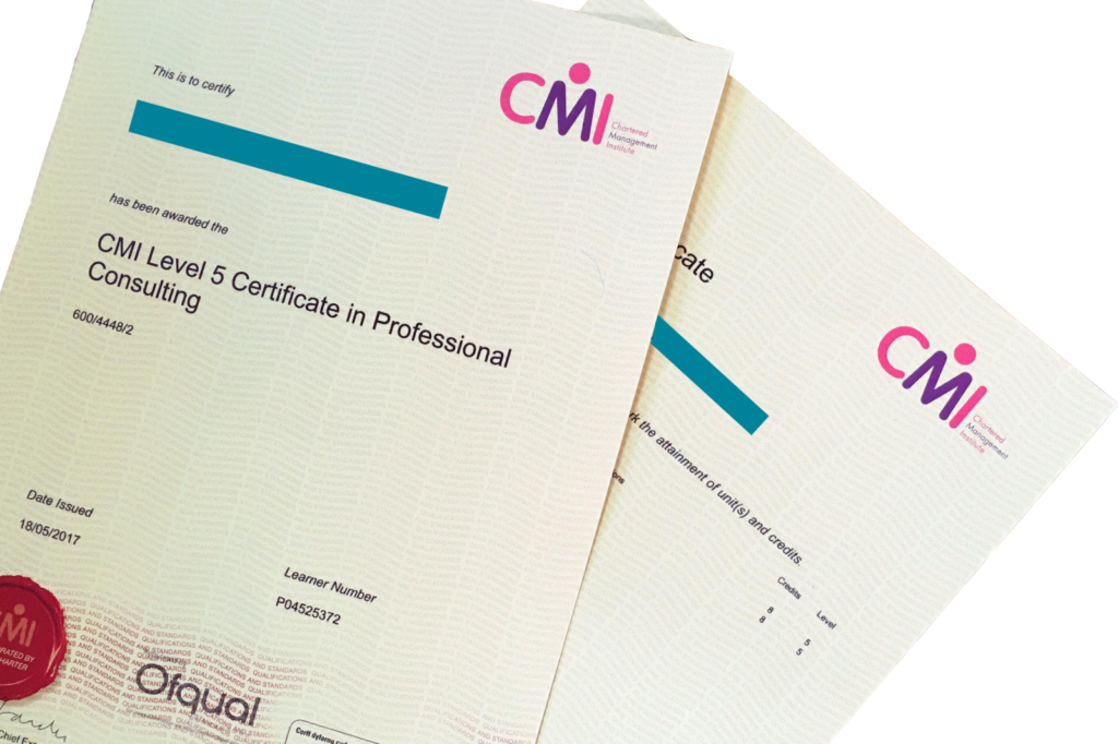 You can get a CMI accreditation with Challenges Worldwide ICS overseas placement