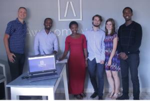 Meet the enterprise Kigali: Awesomity Lab