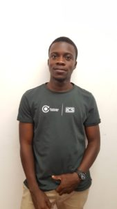Meet the team: Emmanuel B