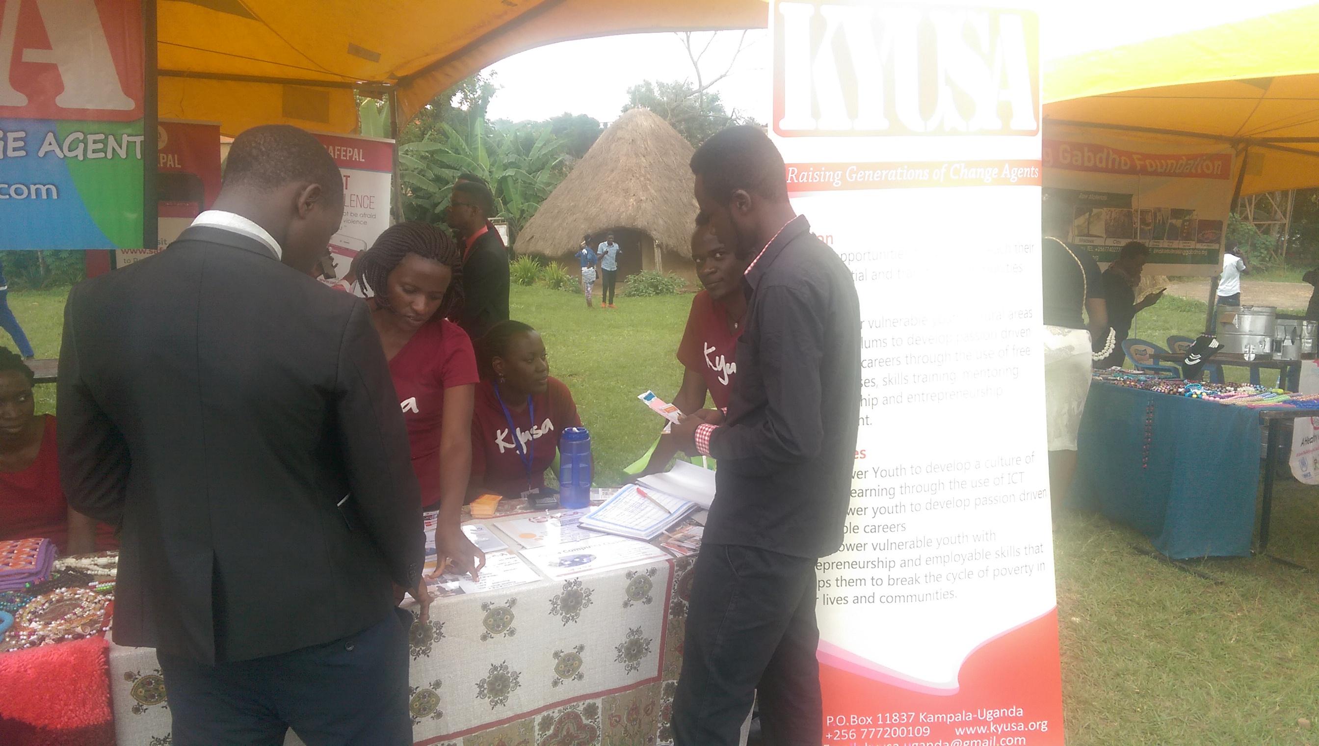 Youth Skills Workshop 2017 Uganda
