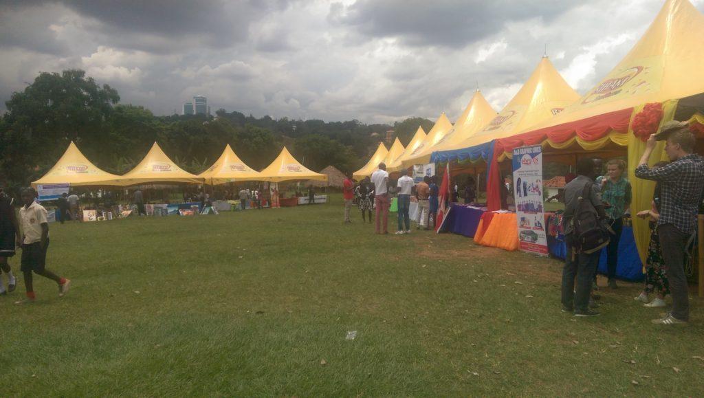 Youth Skills Expo 2017 Uganda