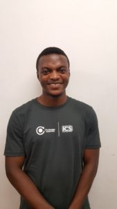 Meet the team: Kwasi