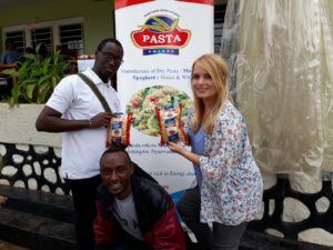 Meet the Enterprises: Pasta Rwanda