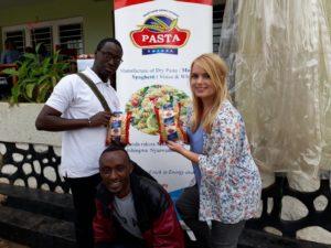 Meet the Enterprises: Pasta Rwanda
