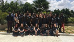 Meet the Team Kigali 2017