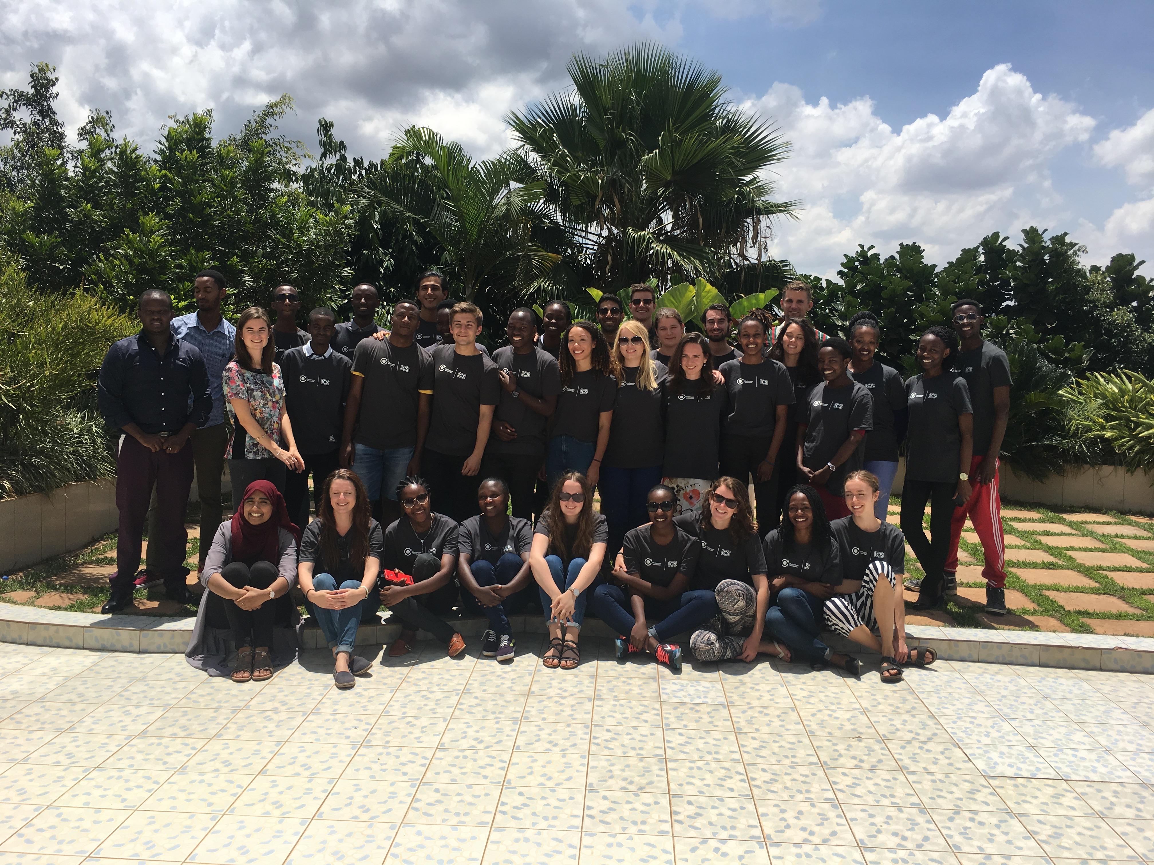 Meet the Team Kigali 2017