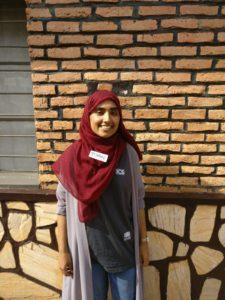 Meet the team: Yasmin