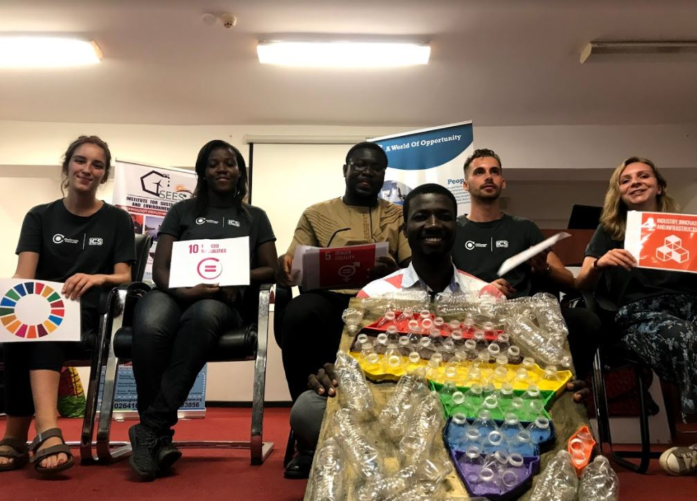 Protect our Planet event Ghana 2017