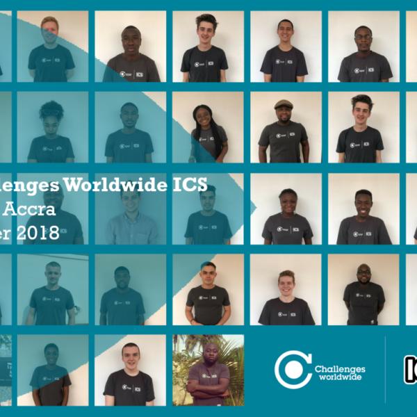 Meet the Team: Accra, Winter 2018