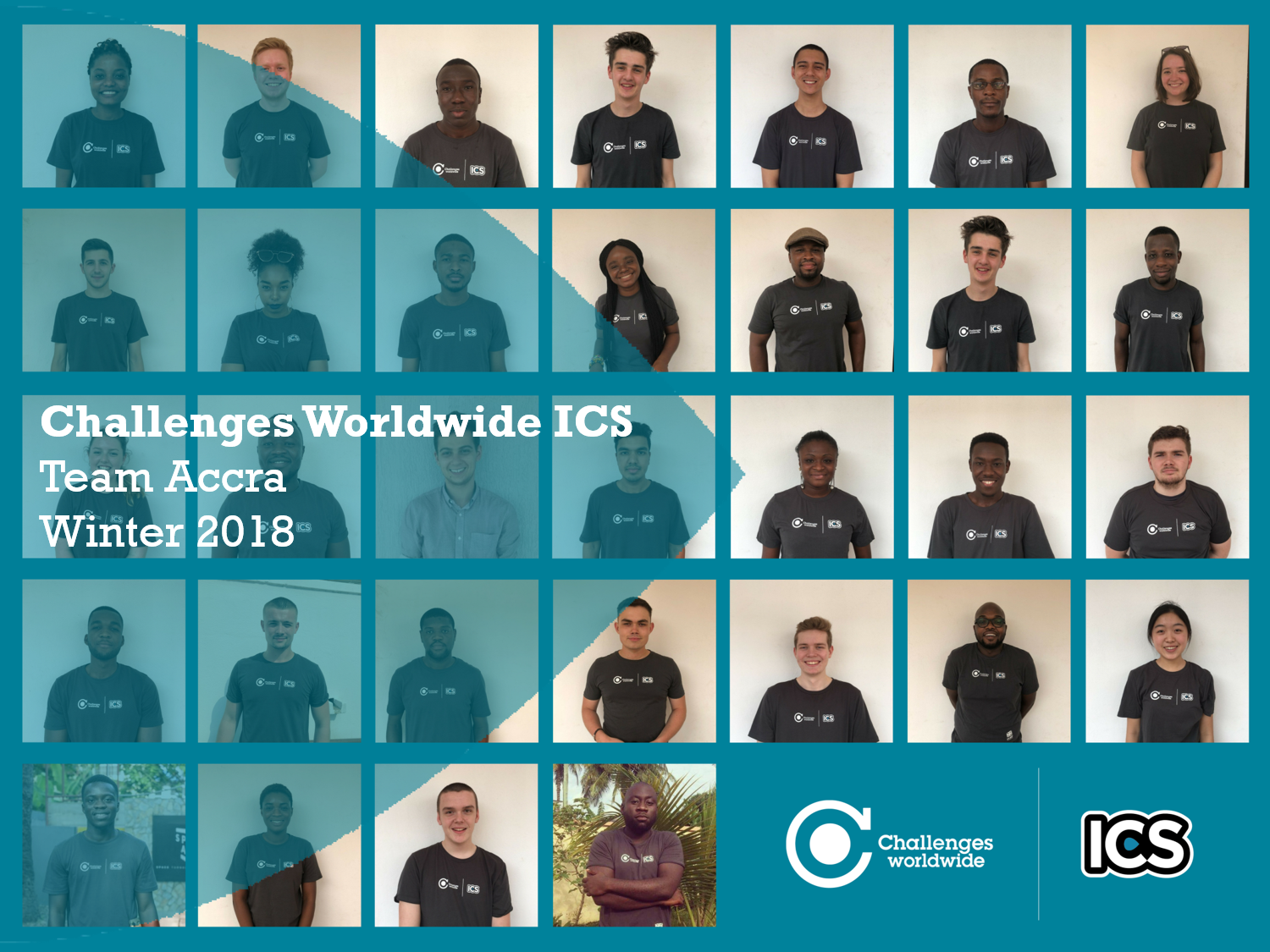 Meet the Team: Accra, Winter 2018