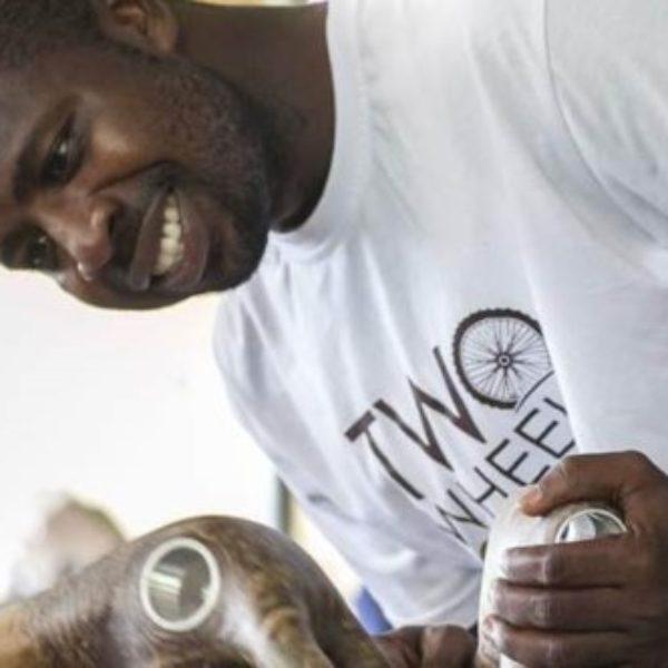 Kwabena Danso - Booomers Bikes