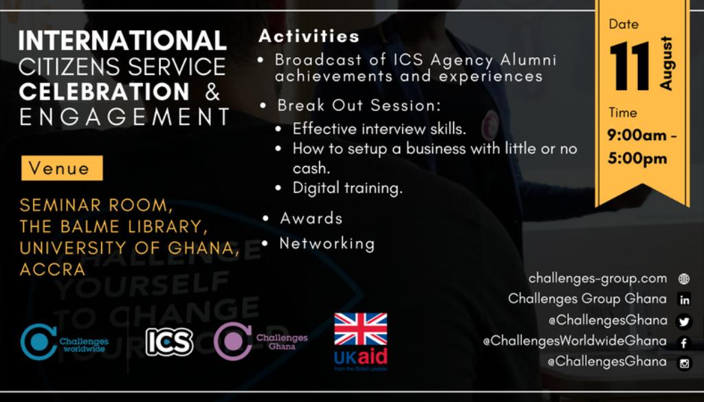 ICS Celebration & Engagement (ICE)